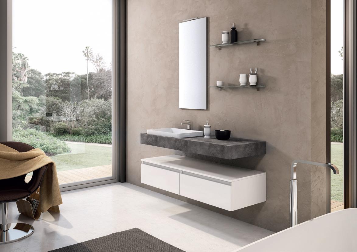 Bagni Moderni Leroy Merlin : Arredobagno mobili ed accessori per il tuo bagno grl