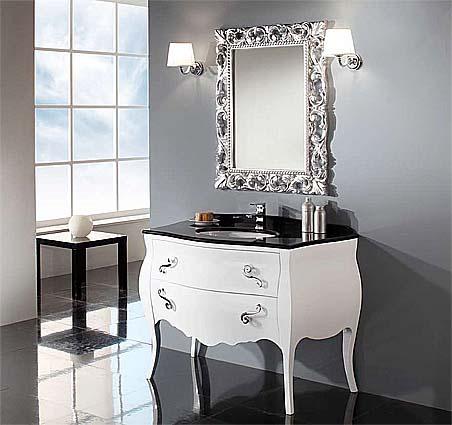 Arredobagno mobili ed accessori per il tuo bagno - Mobile bagno barocco ...
