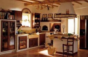 cucine classiche moderne e in muratura