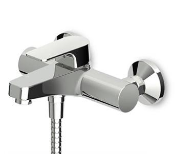 Vasche Da Bagno Zucchetti : Wind miscelatore vasca doccia esterno zucchetti grl