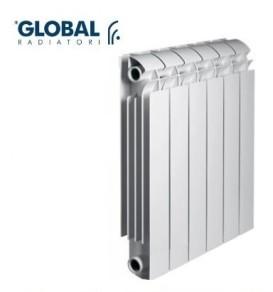 RADIATORE GLOBAL VOX 700 BIANCO DA 6 ELEMENTI IN ALLUMINIO