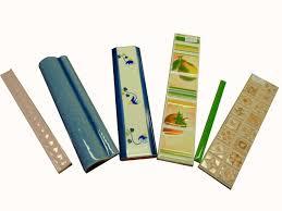 Listelli e Decori in ceramica