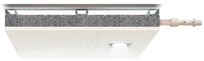 Impianto radiante a soffitto for Calcolo fabbisogno termico