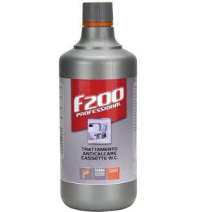 Anticalcare per casette WC F200