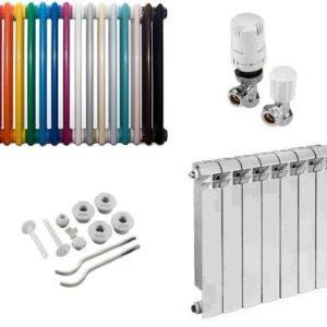 Radiatori ed accessori