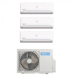 Climatizzatore inverter Wintair Trial 9-9-12 by HISENSE