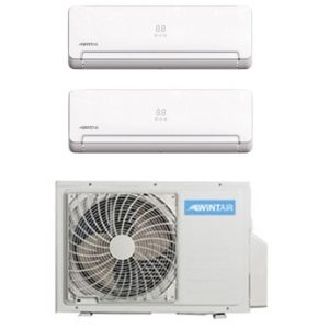 Climatizzatore inverter Wintair Dual 12btu 12btu by HISENSE