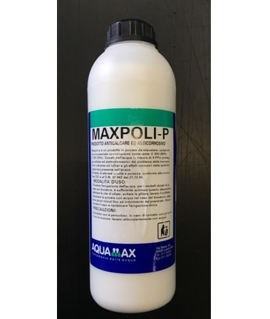 Ricarica polifosfati aquamax maxpoli p for Minidos pm009