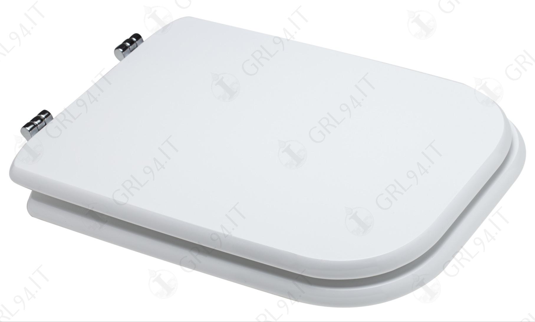 Ideal Standard Sedile Conca.Sedile Copriwc Conca Ideal Standard Bianco Lucido Grl94 It