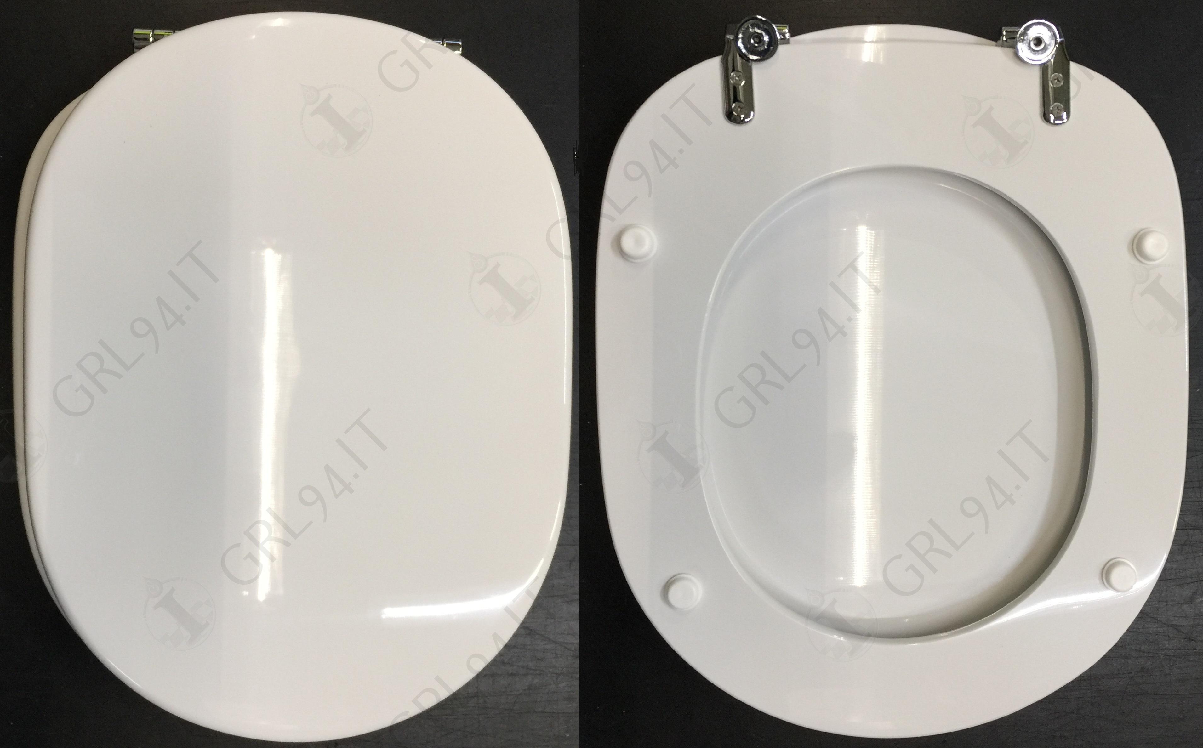 sedile copriwc per wc pozzi ginori modello linea