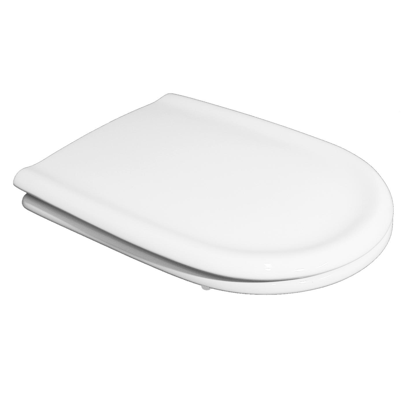 Sedile Copriwater Per WC CLODIA Di Ceramica DOLOMITE