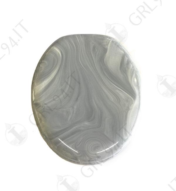 Novasedili Copriwater Universale colore Mix Bianco Ideal Standard Grigio Argento