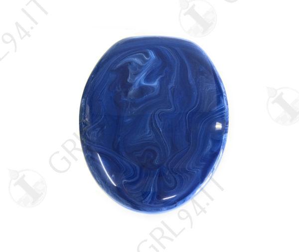 Novasedili Copriwater Universale colore Mix Blu Cobalto Azzurro Sussurrato
