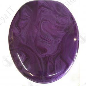 Novasedili Copriwater Universale colore Mix Prugna Viola ral 4005