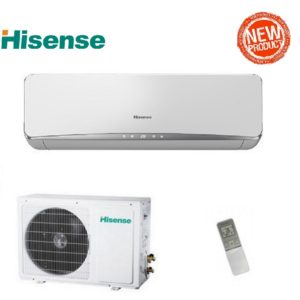 Climatizzatore inverter Hisense New Eco Easy 9000 btu R32
