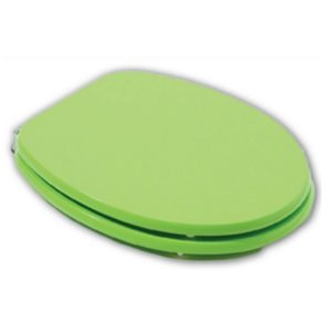 Sedile COPRIWC UNIVERSALE colore Verde Lucido