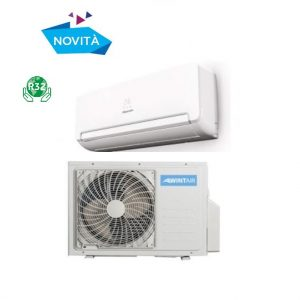 Climatizzatore inverter GAS R32 Wintair SMART 9000 btu by Hisense