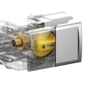 TECO Valvola intercettazione GAS attacco conico