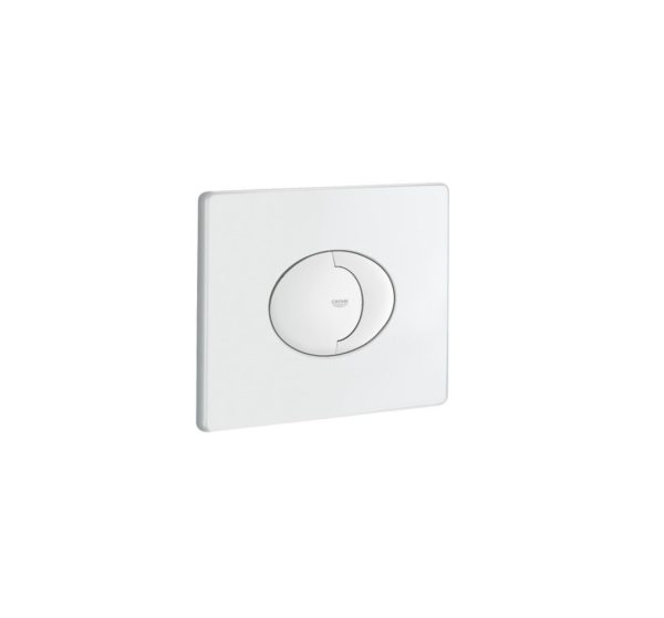 GROHE Skate Air Placca ORIZZONTALE BIANCO 38506SH0