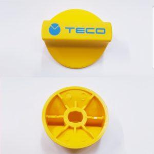 TECO Maniglia per Valvola intercettazione GAS K2