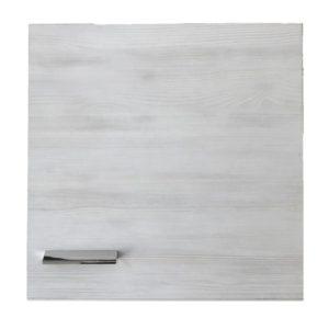 Pensile Bagno Cubo colore Rovere Bianco
