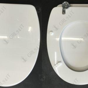 Sedile Copriwc per WC modello LARA Ceramica CIELO