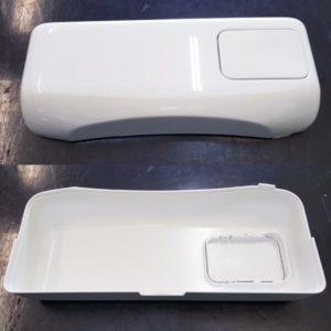 Coperchio cassetta esterna KARIBA LUX e LUX Monoblocco