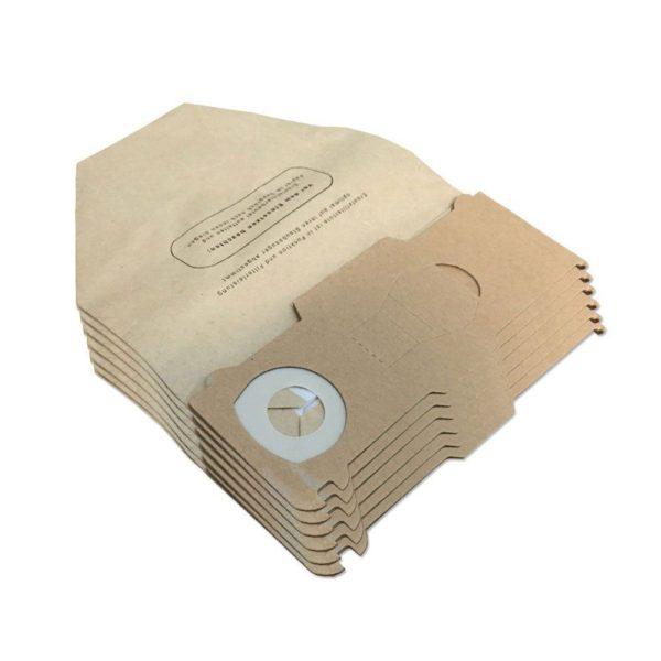 6 Sacchi Filtro VK130 VK131 in carta adattabile