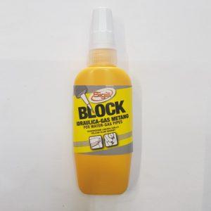 PIGAL BLOCK Guarnizione Liquida per GAS