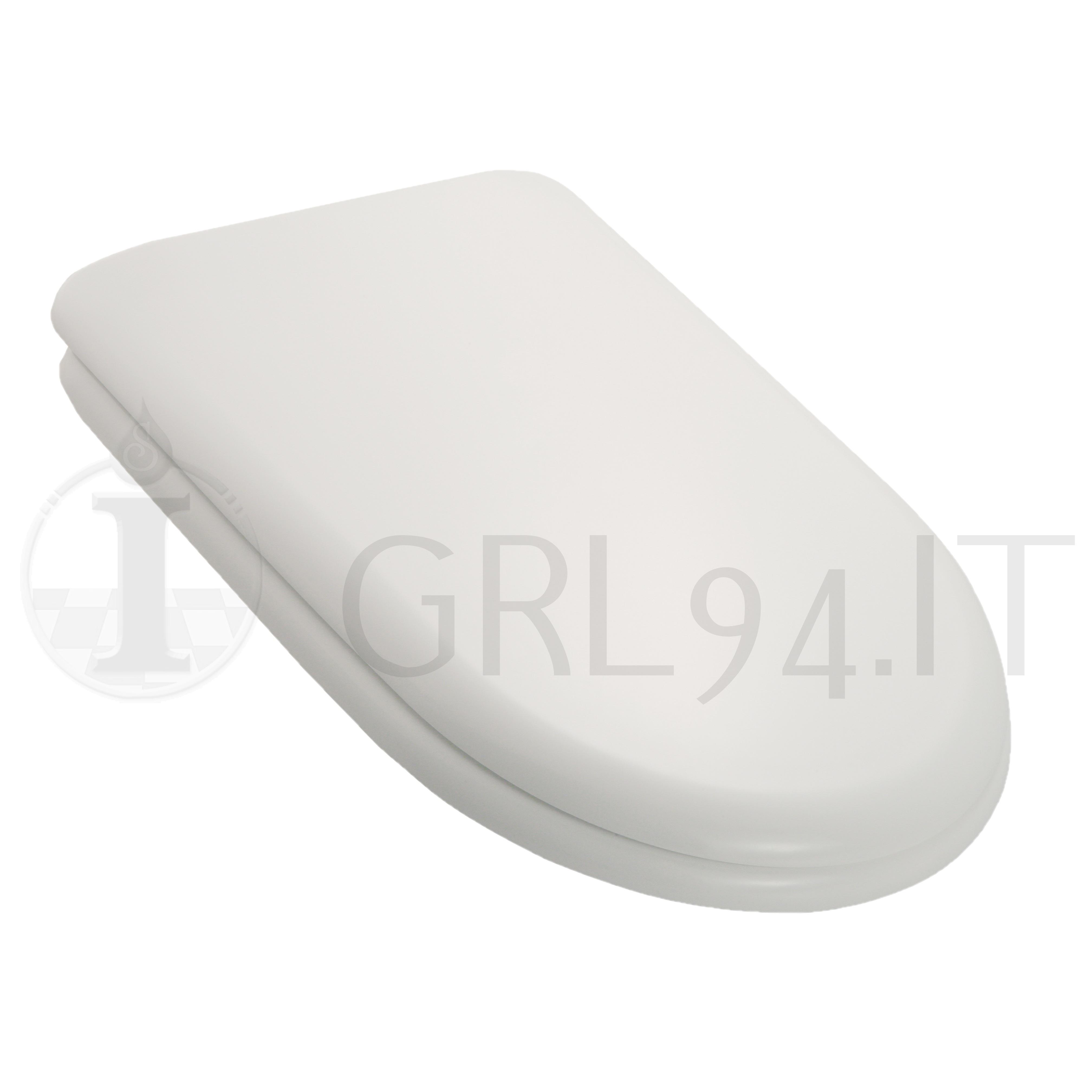 Sedile Copriwc Fiorile Ideal Standard Termoindurente Grl94 It