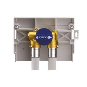 TECO K4.1 Valvola di intercettazione per impianti sanitari