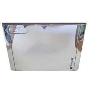 TECO Placca CROMO K4 per valvola intercettazione acqua