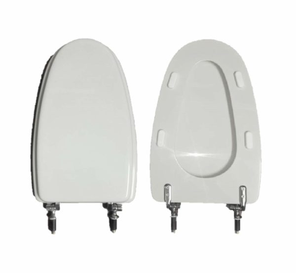 Copriwater XL Ideal Standard compatibile laccato bianco lucido poliestere