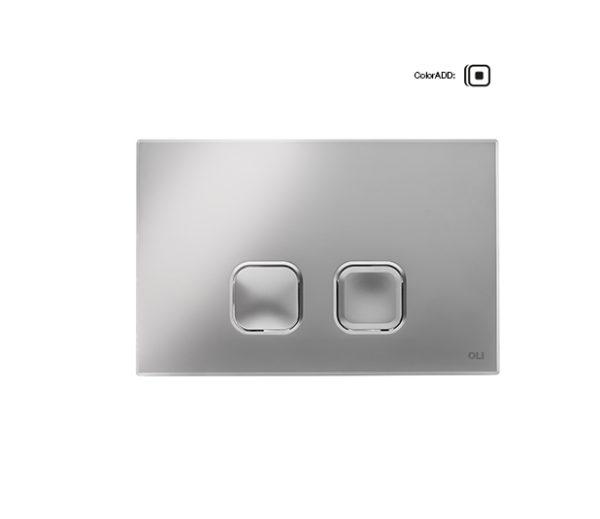 OLI P Plain Dual Cromo lucido